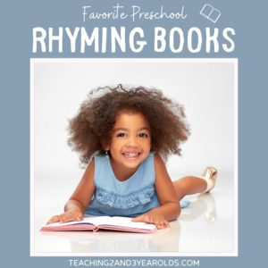 12 Favorite Rhyming Books for Preschoolers