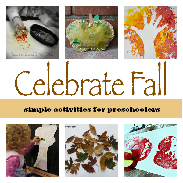 fall kids activities