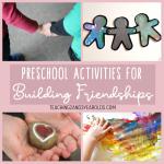 20+ Preschool Friendship Activities
