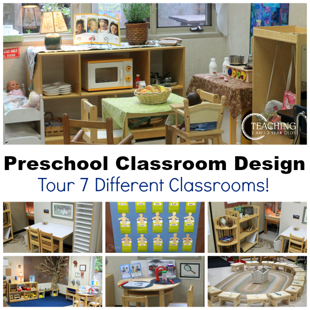 Classroom Design For Discussion Based Teaching : How to set up a preschool classroom