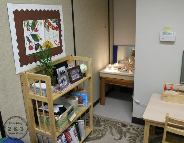 preschool classroom design