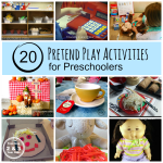 Kids Pretend Play Activities