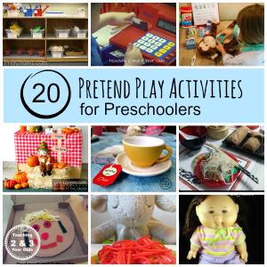 Kids Pretend Play Activities
