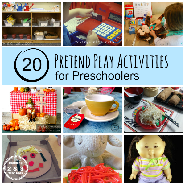 20 dramatic play activities