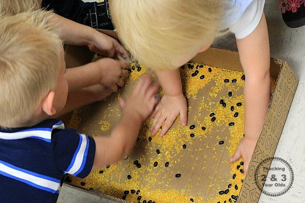 kids fall nature activities