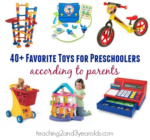 Top Toys for Preschoolers
