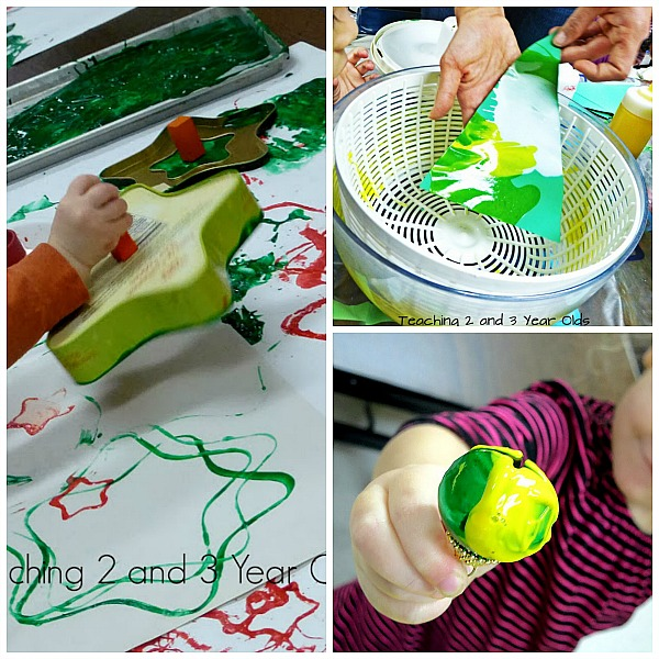 There are so many awesome preschool painting activities that can be done in the classroom or at home. Here are 17 favorites to try!