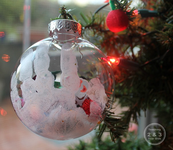 handmade fillable ornaments for kids