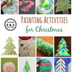 Christmas Painting Activities
