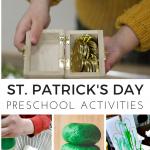 St. Patrick's Day Ideas for Preschool