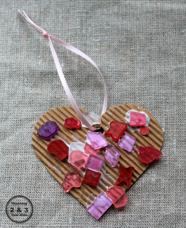 Preschool Valentines Craft