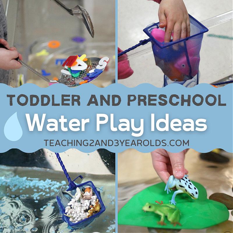 water table activities