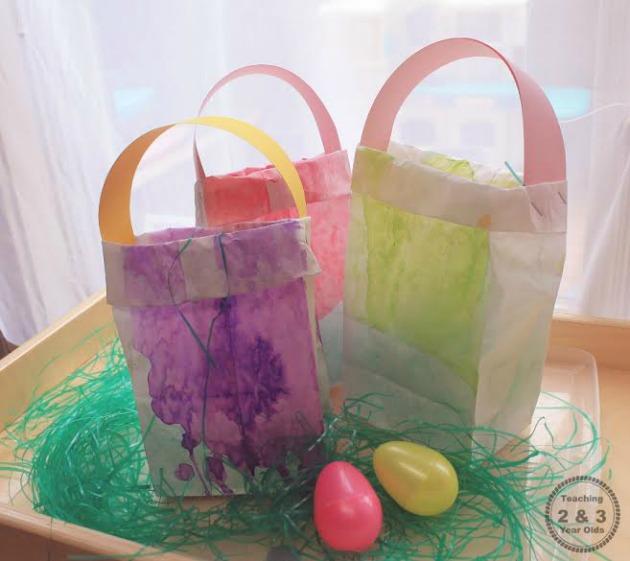Easy Easter Bags