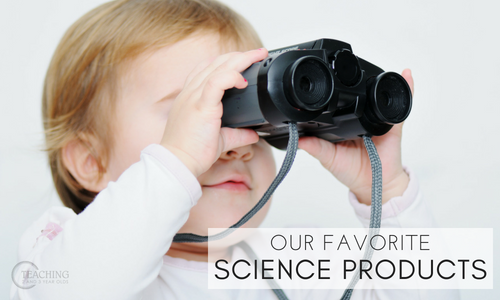 preschool science products