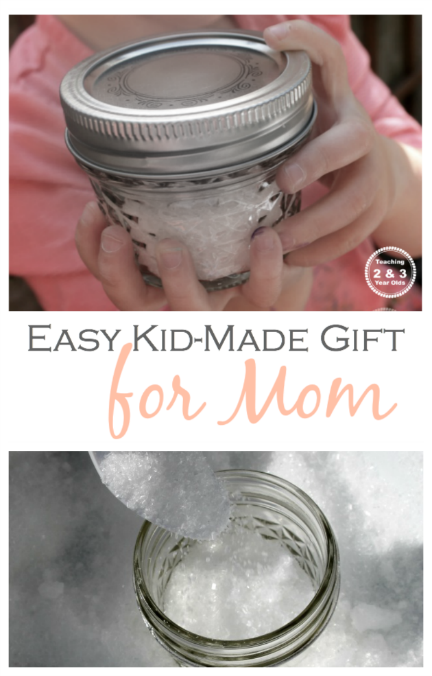 how to make a gift for mom