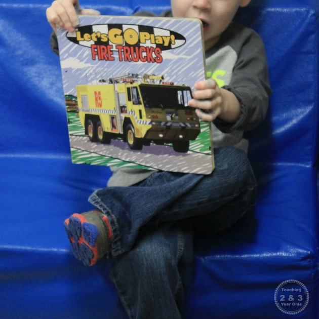 Learning Centers for 2 Year Olds 7