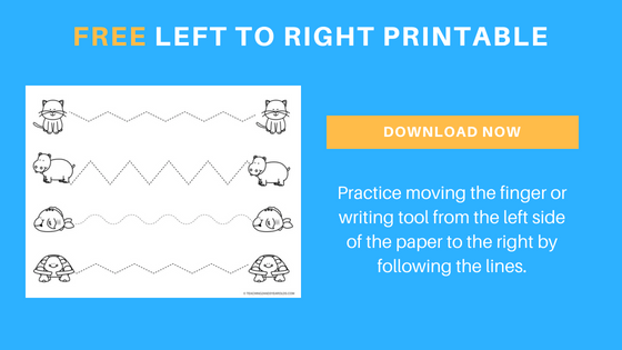 free preschool writing printable