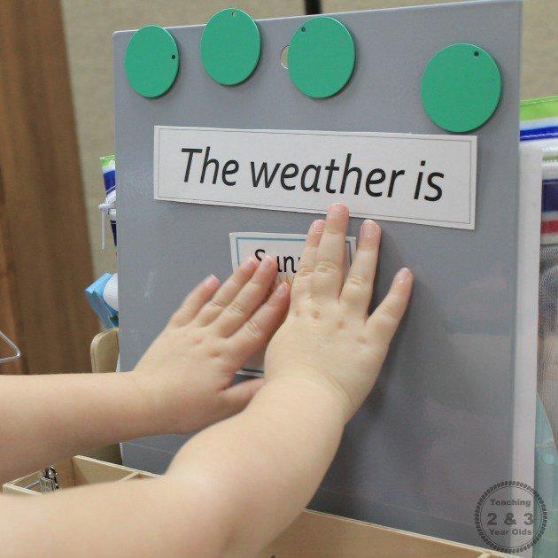 Our Favorite Preschool Classroom Schedule