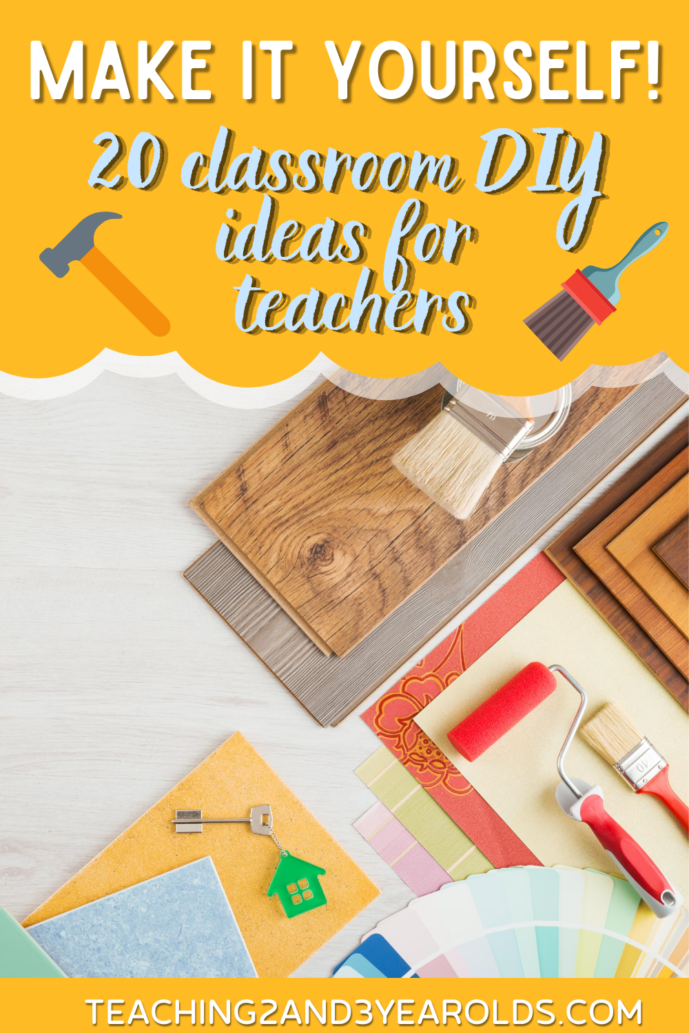 Classroom DIY Ideas for Teachers