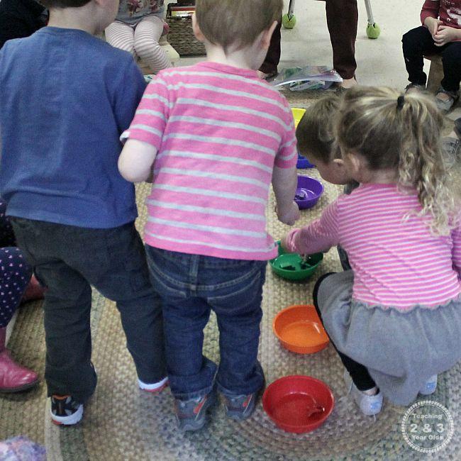 Building Communication Skills with Preschoolers
