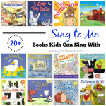 Best Books for Kids to Sing With