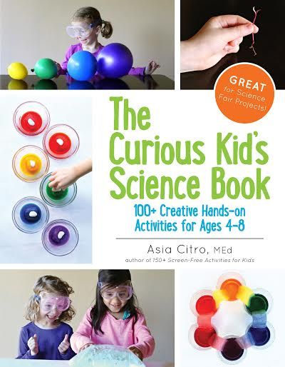 CURIOUS KIDS SCIENCE BOOK