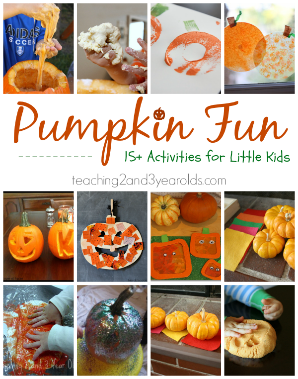 pumpkin crafts for toddlers 20 amazing pumpkin activities for 5298