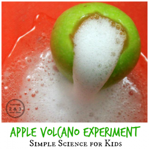 How to Easily Make Your Own Volcano for Science