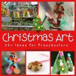 Christmas Art Ideas Activities