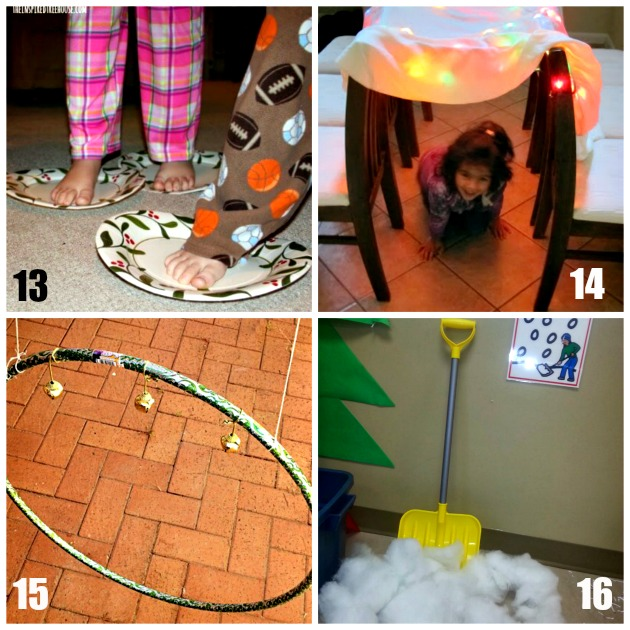 This collection of Christmas gross motor activities are perfect for the holidays when your kids have lots of energy to burn. Would be fun for a party, too!
