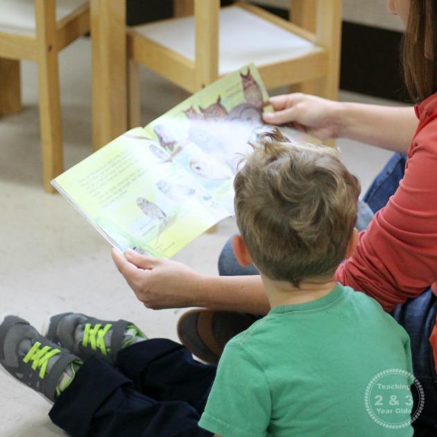 Preschool Science Ideas for Fall