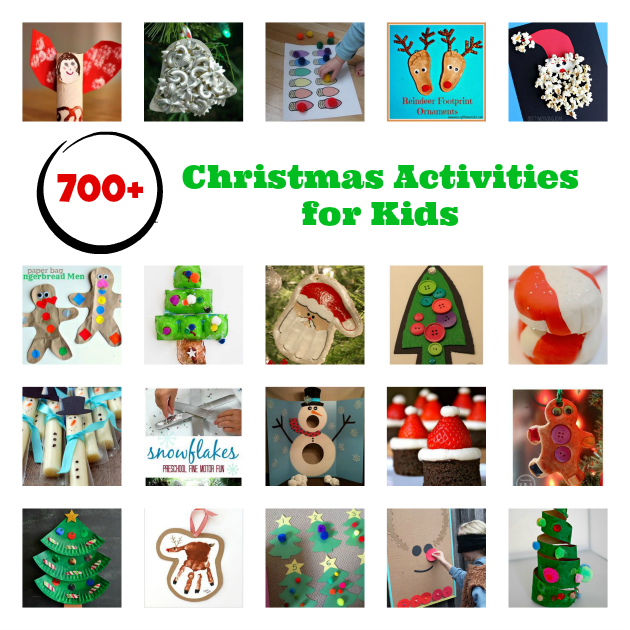 pinterest christmas activities for kids