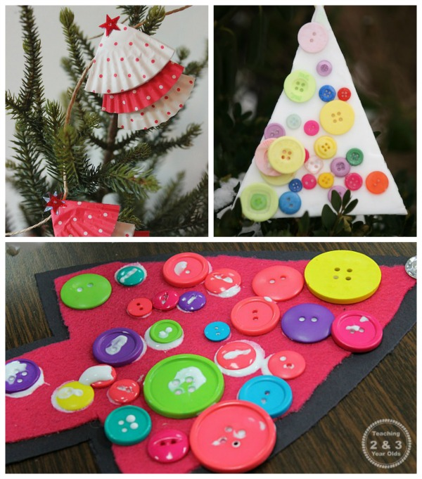 Holiday Art Projects For Preschoolers