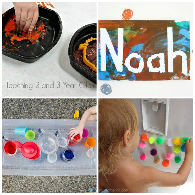 20 Fun and Easy Toddler Activities for Home