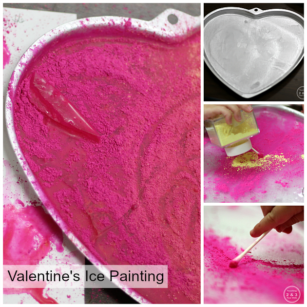Different Valentines Activities For Kids