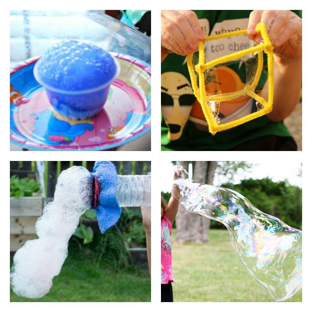 bubble fun for kids