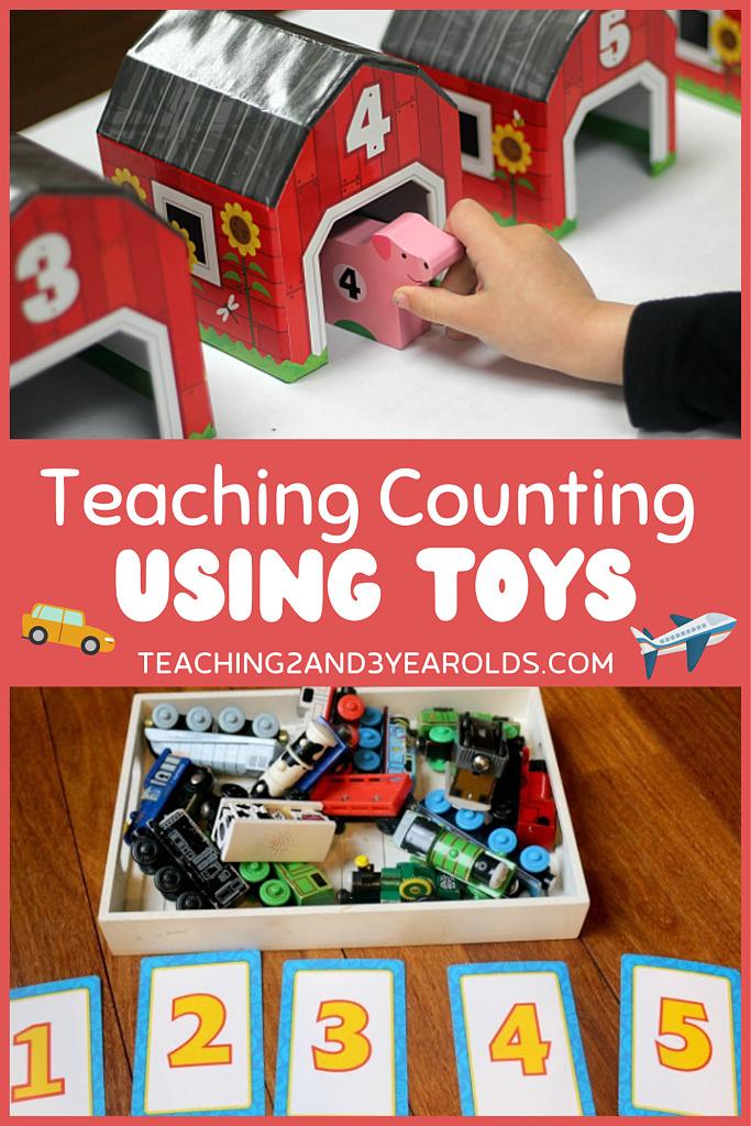 teach counting