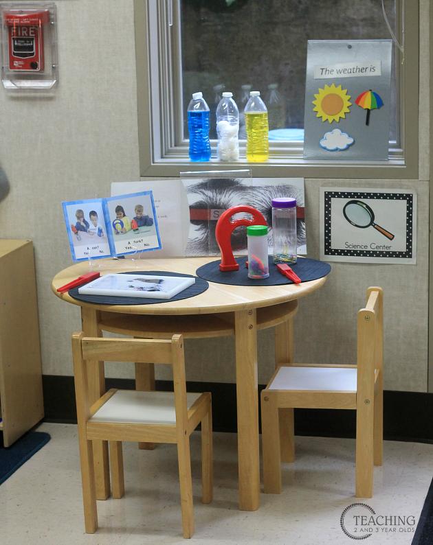 classroom 2 - Kindergarten Classroom Setup