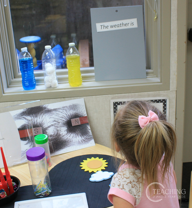 how to have a class helper in preschool