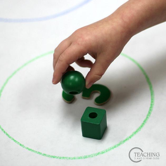 Preschool Math with Bear Count