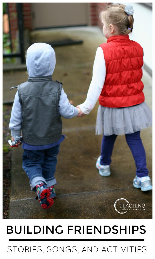 friendship activities for preschoolers