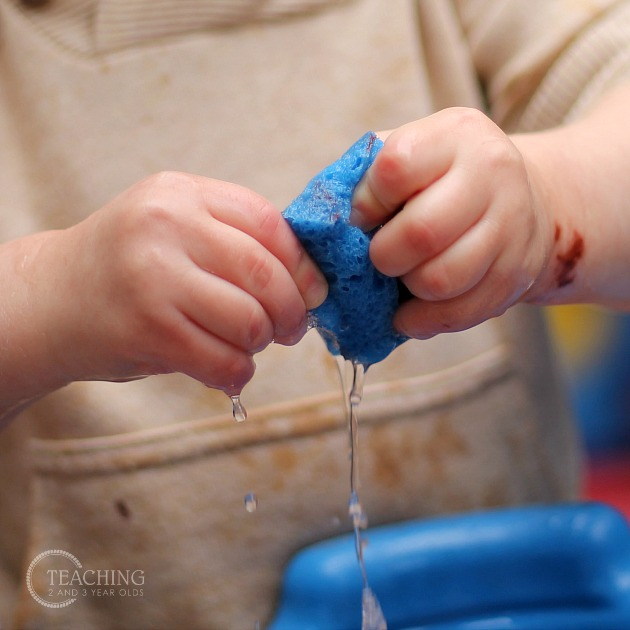 Toddler and Preschool Farm Painting Activity