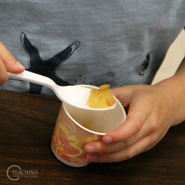 Easy Applesauce Recipe for Kids