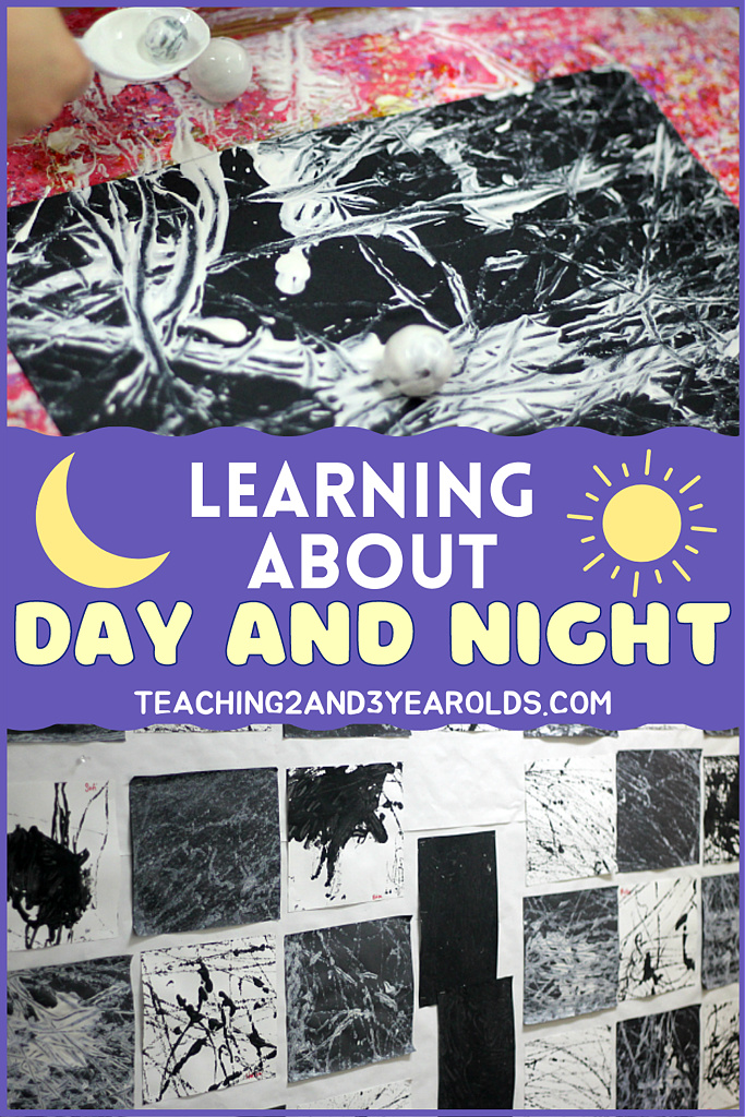 learning about day and night