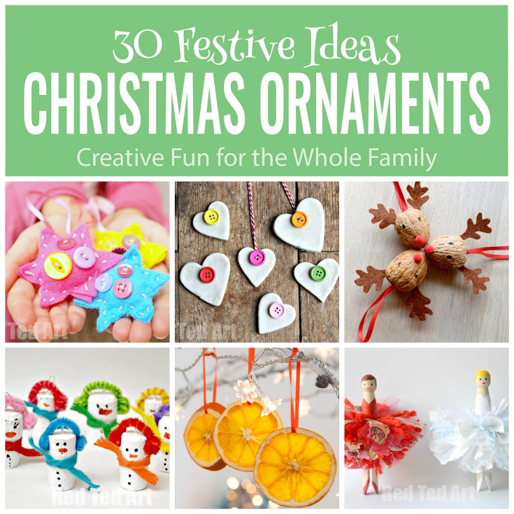 Christmas Ornaments a Delightful ebook