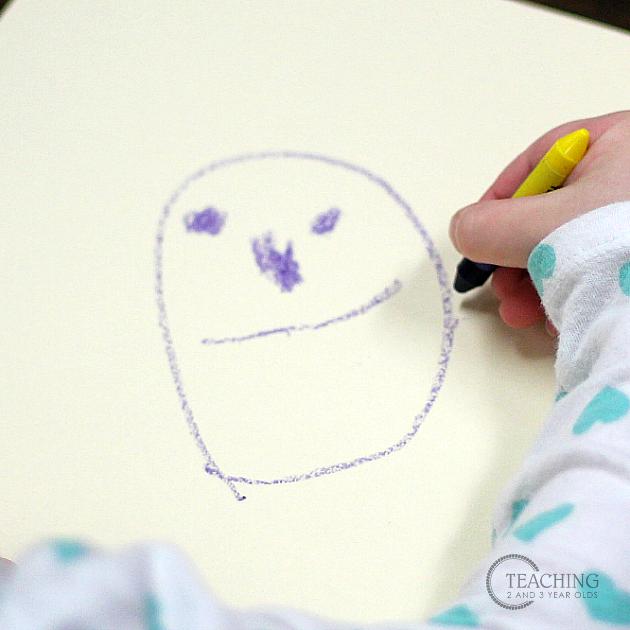 introducing art to preschoolers