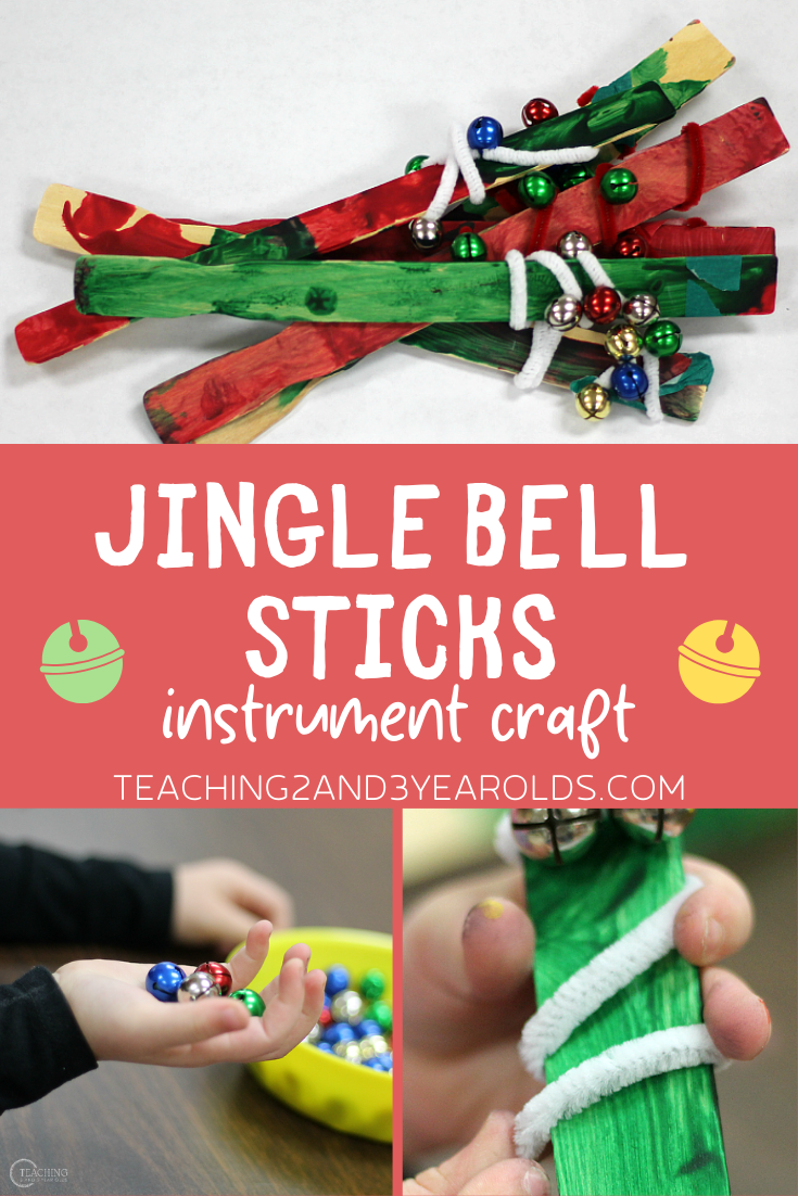 How to Turn a Jingle Bell Craft into an Instrument