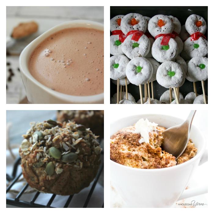 17 Winter Snacks for Kids