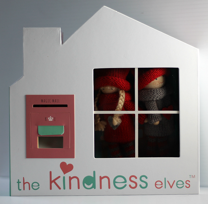 Using the Kindness Elves with Preschoolers