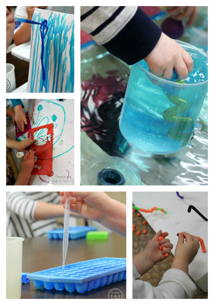 55+ Ways to Strengthen Fine Motor Skills at Home